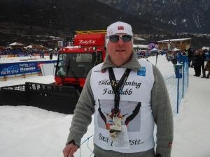 Fra Ski VM Val Di Fiemme 2013
