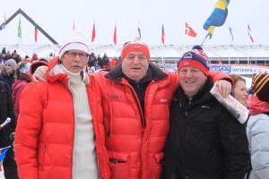 Reise kompiser Kåre, Arne Otto og Skigal