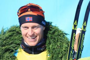 Petter Eliassen fra Årefjellsloppet 2015 Foto: Skigal