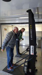 Moro med gode venner på Hommelvik Grand Prix. Inge heia og Bjørn Odin  Vist Foto: skigal